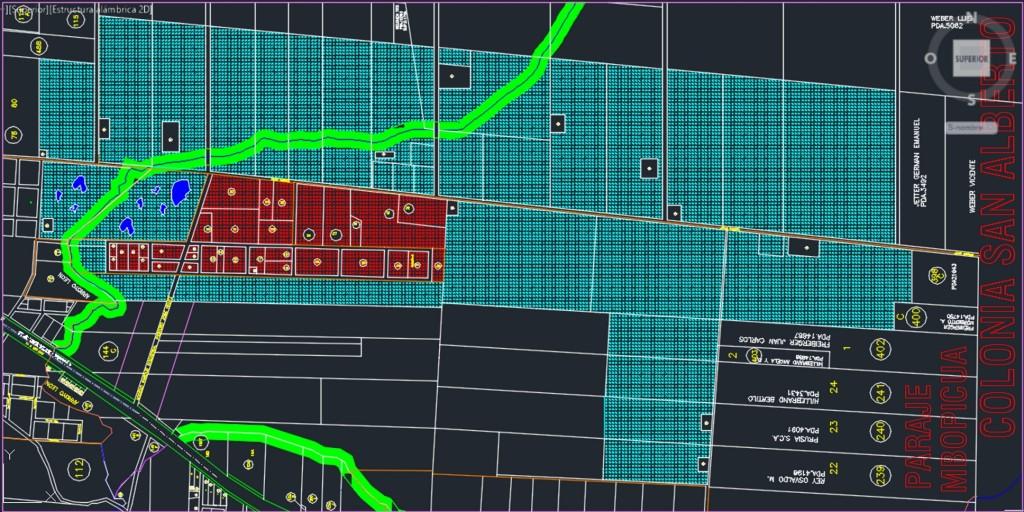 Proyecto Parque Industrial - CLGSM-Modelo